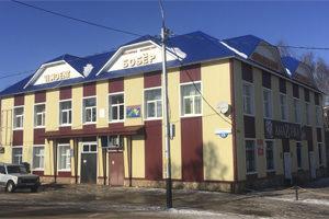 Гостиница в Стерлибашево